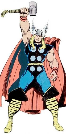Thor - Dessin anime avengers ...